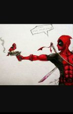 Deadpool's daughter Dick Grayson x Reader by ChachiRosario