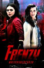 Frenzy (Book Four of The Avengers Reports) by WritersBlock039