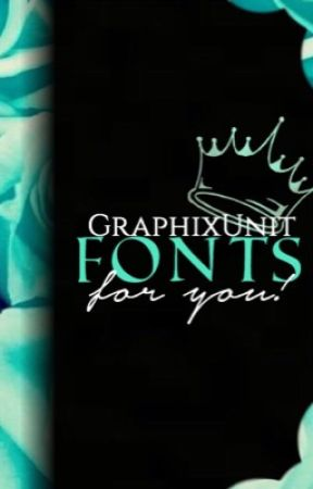 Fonts For You by GraphixUnit