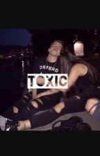 Toxic | Hunter Rowland by BLURREDFAME