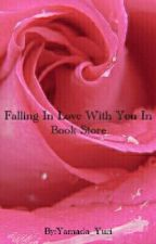 Falling In Love With You In Book Store by YamadaHanna