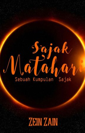 Sajak Matahari by ZeinZain
