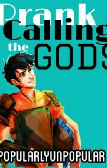 prank calling the gods completed a percy jackson heroes of olympus