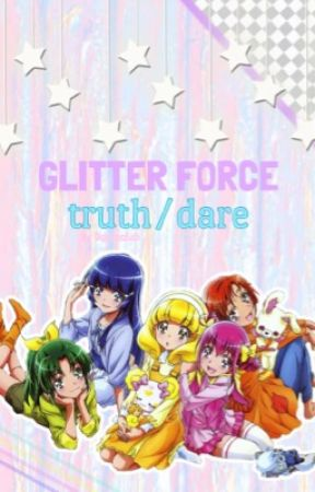 Ask/dare the Glitter Force by Damcclub