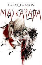 Maskarada || Harley Quinn X Joker by _suru_