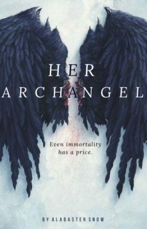Her Archangel (girlxgirl) by alabastersnow