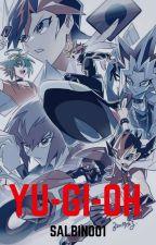 Yu-Gi-Oh x Reader by SAlbin001