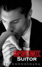 The Importunate Suitor by neitononoshana