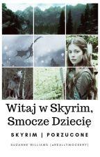 Witaj w Skyrim, Smocze Dziecię by ReallyMockery