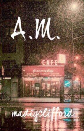 A.M. // afi by madigclifford