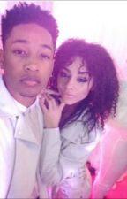 Jessica & Khalif  by lexmonique