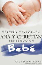 FSOG 3ra. Temporada Ana y Christian Teniendo un Bebe by germanika77