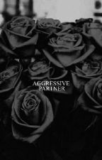 aggressive partner + saphael by ANTH0NYSTARK