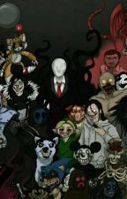 CreepyPasta RolePlay by _Frask_