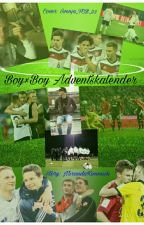 Oneshots Fußball (Boy×Boy) by MirandaKimmich