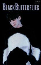 BLACK BUTTERFLIES by jiyeon1440