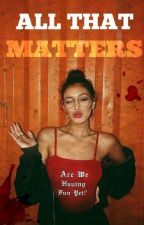 All That Matters by Bellant