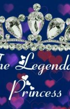 The Legendary Princess by queenarceno23