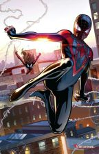 Ultimate Spiderman (Fanfiction) by CaydenMoreland