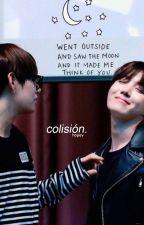colisión » hopev (태석♡) by beollssuk