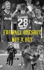 Fußball OneShot BoyxBoy by Esay89