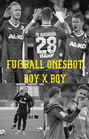 Fußball OneShot BoyxBoy
