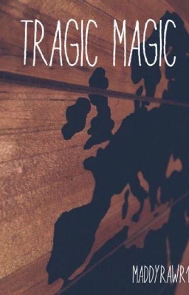 Tragic Magic [boyxboy]