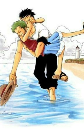[One Piece] Zoro x Luffy