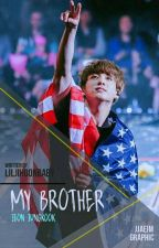 My Brother by KimNaylan_pcy