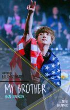 My Brother by LilJihoonbaby