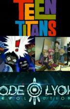 Teen Titans & Code Lyoko Immagini by _mistake04
