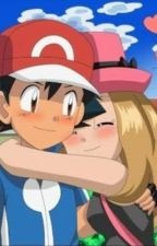 Pokemon Ash und Serena ein traumhaftes paar  by AliInce133