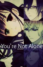 You're Not Alone. || Diabolik Lovers by Lalusilo
