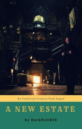 A New Estate - Crimson Peak by DarkHell616