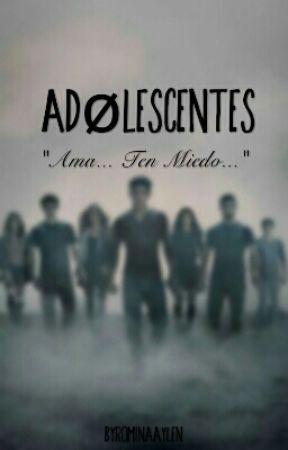 Adølescentes by RominaAylen