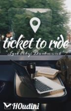 Ticket to Ride  by h0udlni