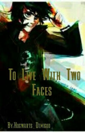 To Live With Two Faces  (A Solangelo AU) by Hogwarts_Demigod_