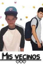 """Mis  vecinos""(hot Jacob sartorius joey birlem) by dianabirlem"