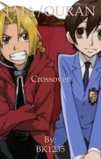 FMA AND OURAN CROSSOVER  by BK1235