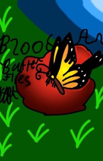 Blood and Butterflies- Art Book 3