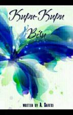 KUPU-KUPU BIRU  by sablank__