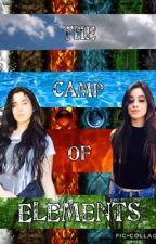 The Camp of Elements by StrangeBlob