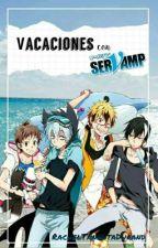|Vacaciones Con Servamp| →Yaoi← by RachelTanantaDurand