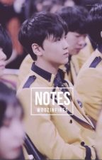 notes | donghyuck by WoozInfires