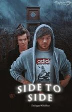 Side To Side {Larry Stylinson} Omegaverse. by TheDaggerWithARose