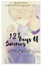 121 Days Of Summer | A Garmau AU - Book Two by SkyStormer_