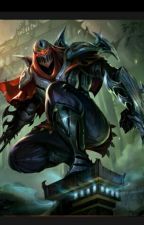 Zed X Syndra Fanfic  by LaughtMaker