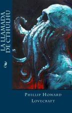La llamada Cthulhu- H.P Lovecraft by EtmonJHumtober