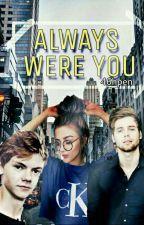 Always Were You [Thomas Sangster Y Tu] by EvelyneZednanreh