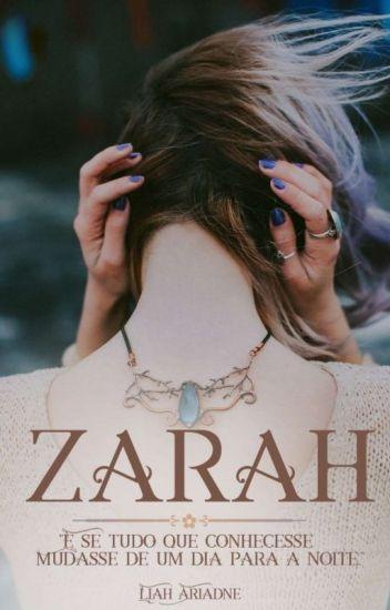 Zarah -Onde o romance e a fantasia se misturam